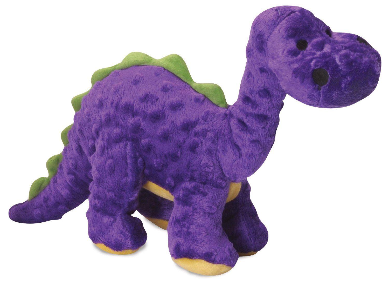 Pet Supplies Pet Squeak Toys Godog Dinos Bruto With Chew Guard