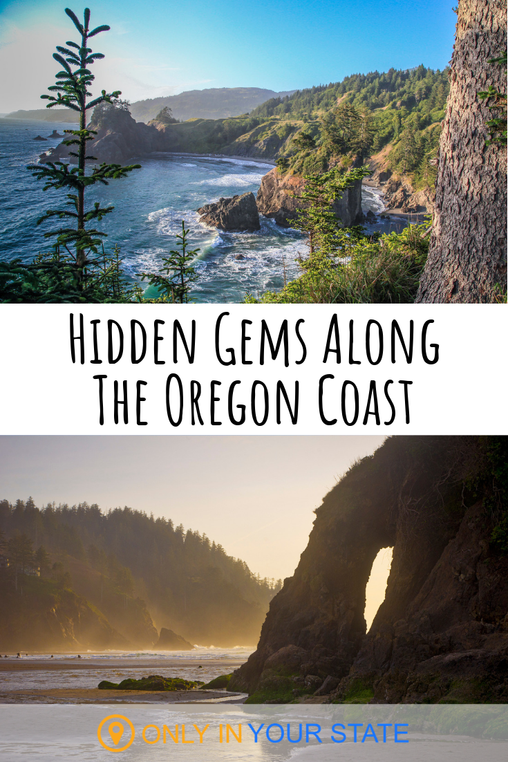 The 11 Most Beautiful Hidden Gems On The Oregon Coast