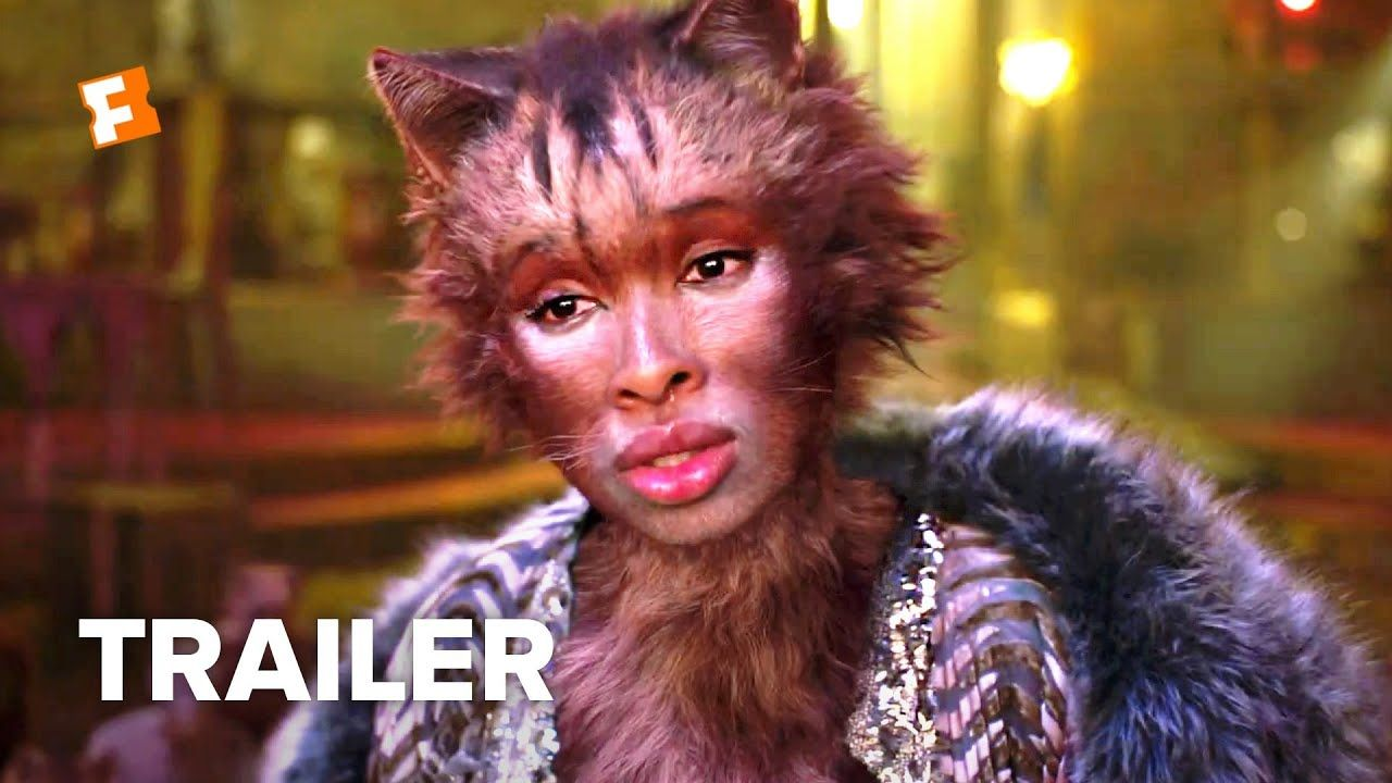 The First Trailer For Cats Has Arrived In Theaters December 20 2019 Cats Is Based On The Book By T S Eliot Cat Movie Movieclips Trailers Jennifer Hudson