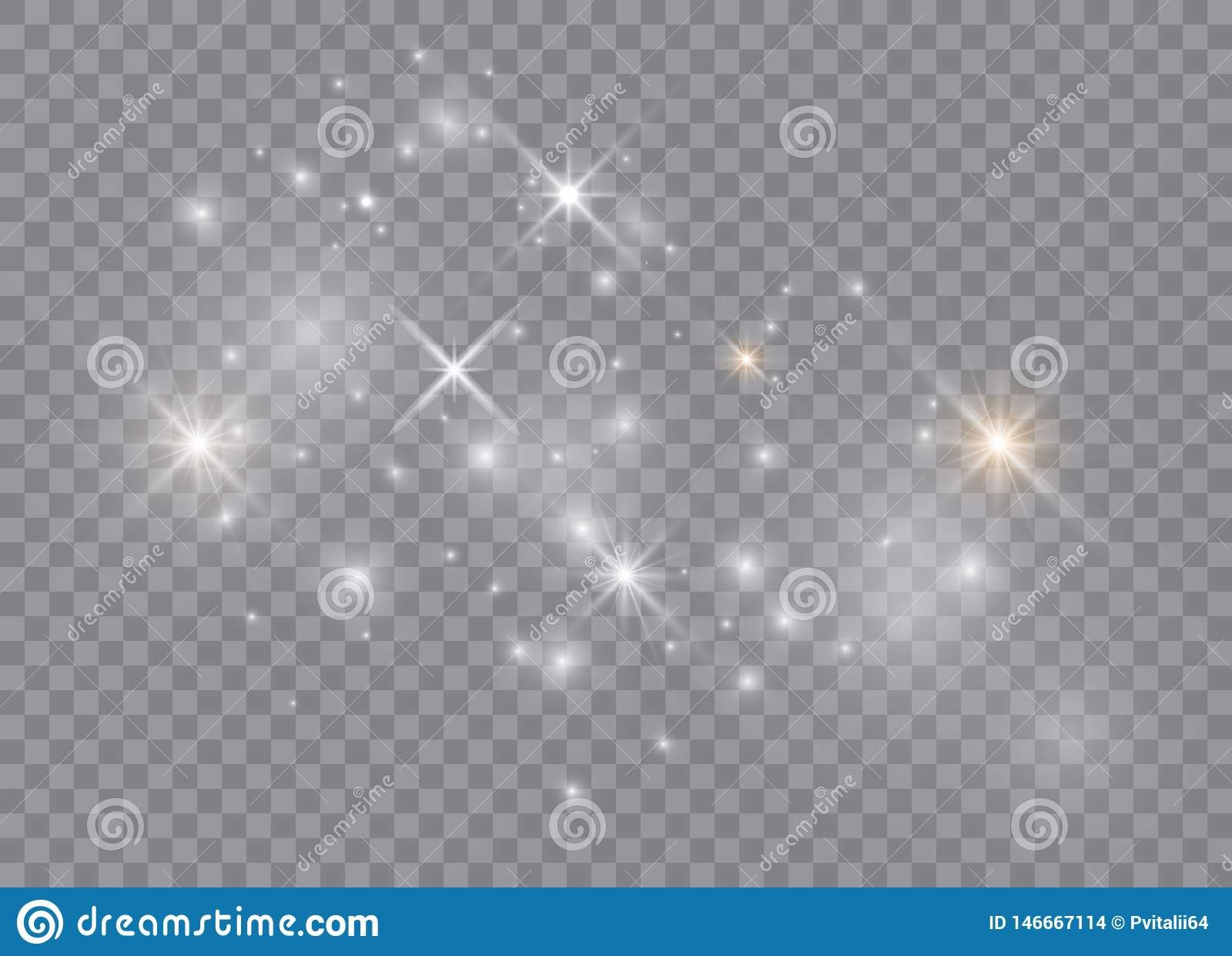 Illustration About White Sparks Glitter Special Light Effect Vector Sparkles On Transparent Background Sparkling Transparent Background Light Effect Sparkle