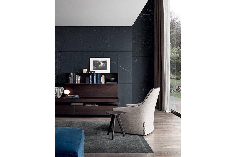 Sedie Sintesi ~ Sintesi bookcase by carlo colombo for poliform home design
