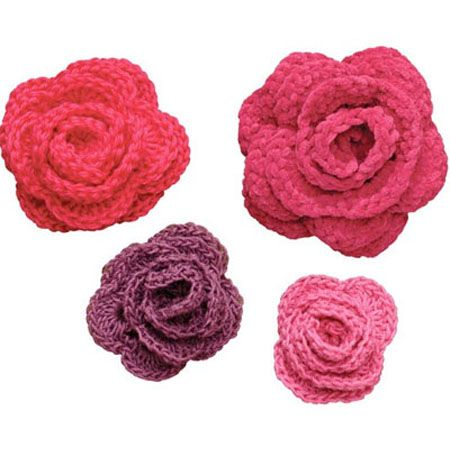 10 Adorable Free Crochet Flower Patterns | Free crochet flower ...