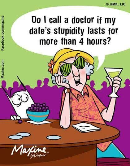 Maxine på dating