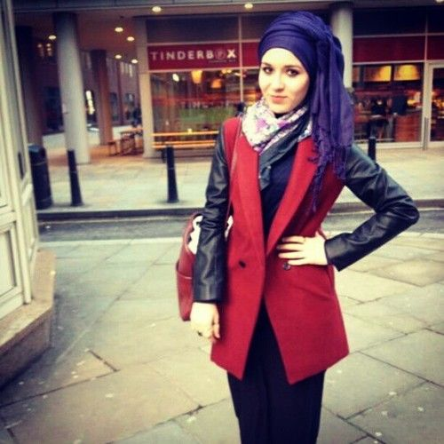 Tumblr Fashion Style Hijab Images Galleries With A Bite