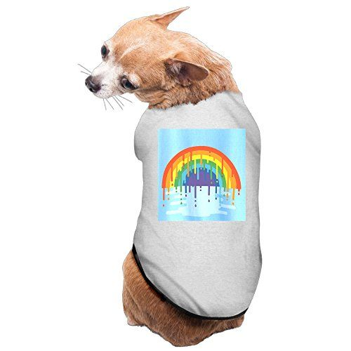 White Rainbow Puppy Dog Shirt Jackets ** Read more  at the image link. (Note:Amazon affiliate link)