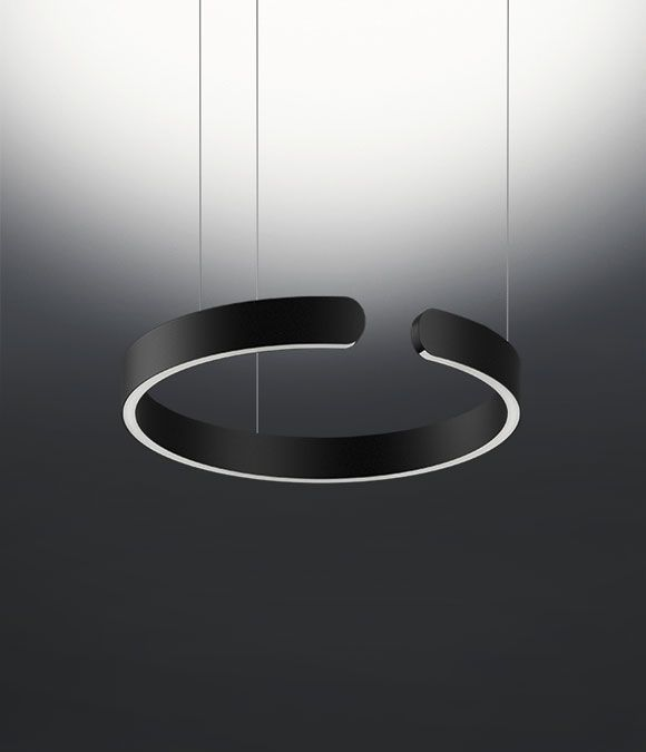 Mito Sospeso Led Design Pendelleuchte Hohenverstellbar Via App Steuerbar 60cm Lampen Und Leuchten Beleuchtung Lampe Esstisch