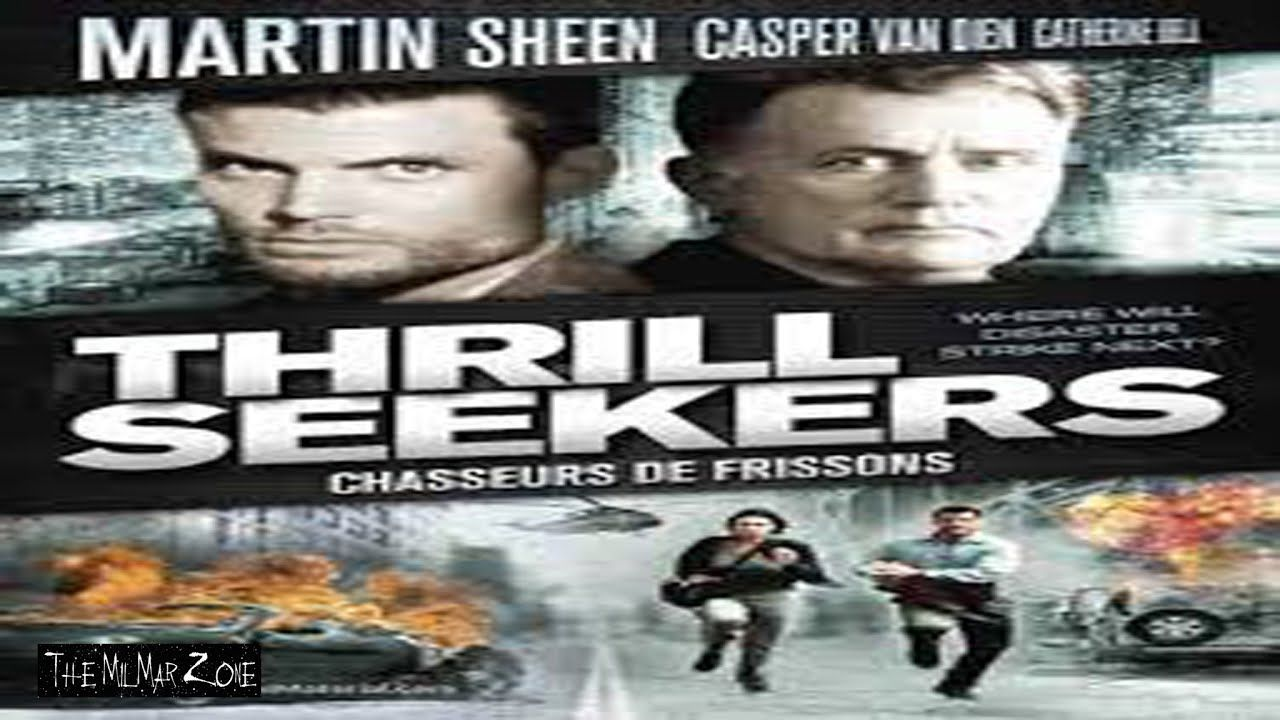 Thrill Seekers 1999 aka The Time Shifters A Time