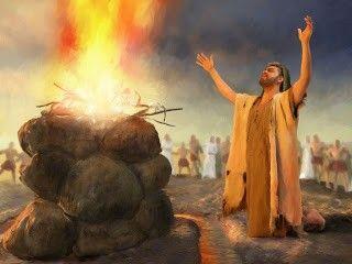 CATEDRAL DO EVANGELHO MUNDIAL: Elias, um profeta humilde e determinado