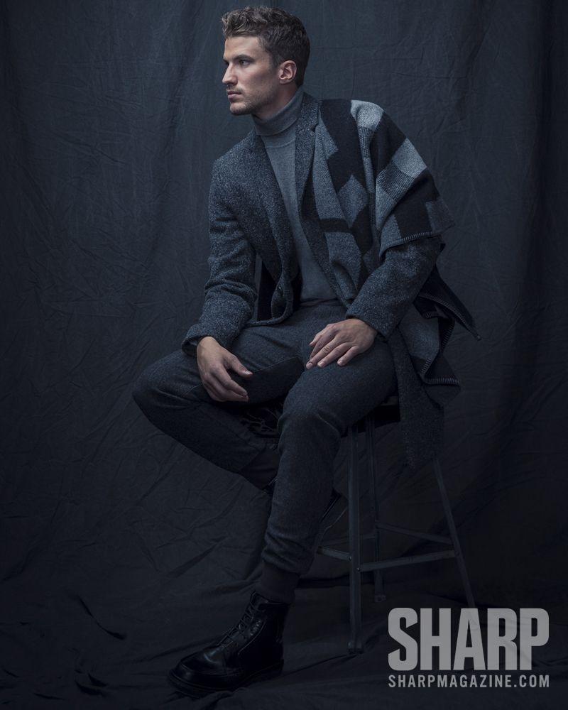 gabriel landeskog in sharp magazine photographers raina wilson photographers raina wilson stylist randy smith grooming