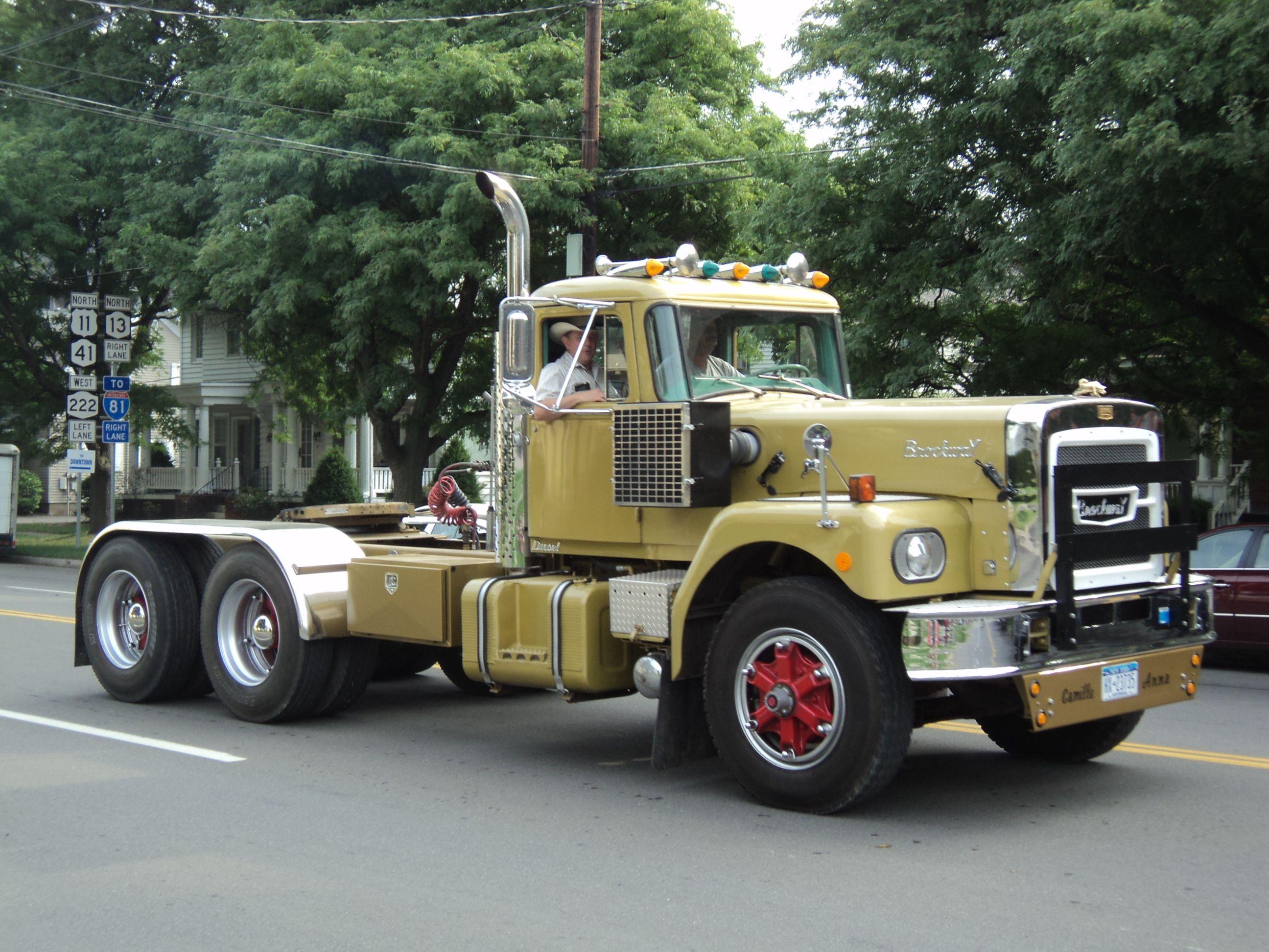 2013 National Brockway Truck Show Cortland Ny Picture By Jeremy George Trucks Big Rig Trucks Big Trucks