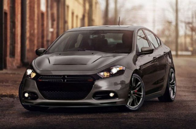 2017 Dodge Dart >> Underneath The Hood The 2017 Dodge Dart Srt4 Will Be Equipped By A