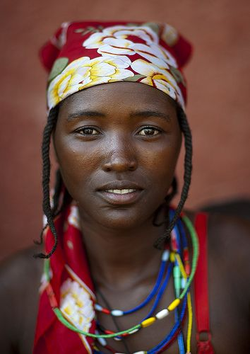 conocer mujer africana