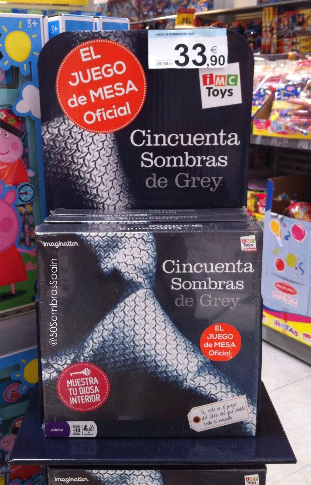 Juego Oficial Cincuenta Sombras De Grey Gum My Style Style