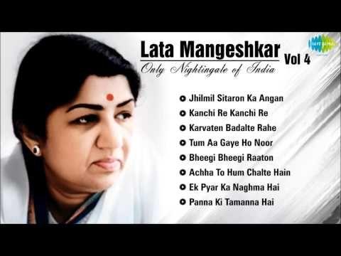 Best of Lata Mangeshkar - Old Hindi Songs - Superhit Bollywood