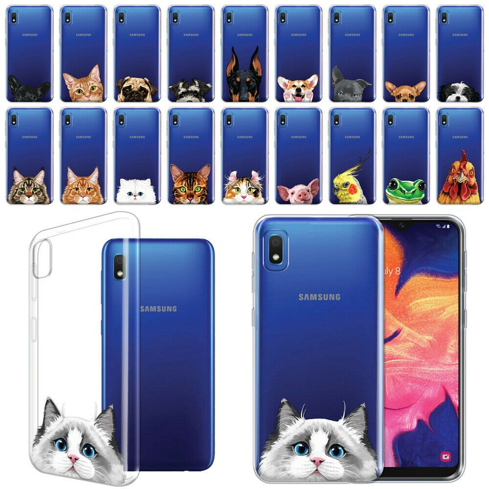 For Samsung Galaxy A10e A102u 5 83 2019 Animal Clear Tpu Soft Case Phone Cover Corgi Phone Case Cor Corgi Phone Case Branded Phone Cases Samsung Phone Cases