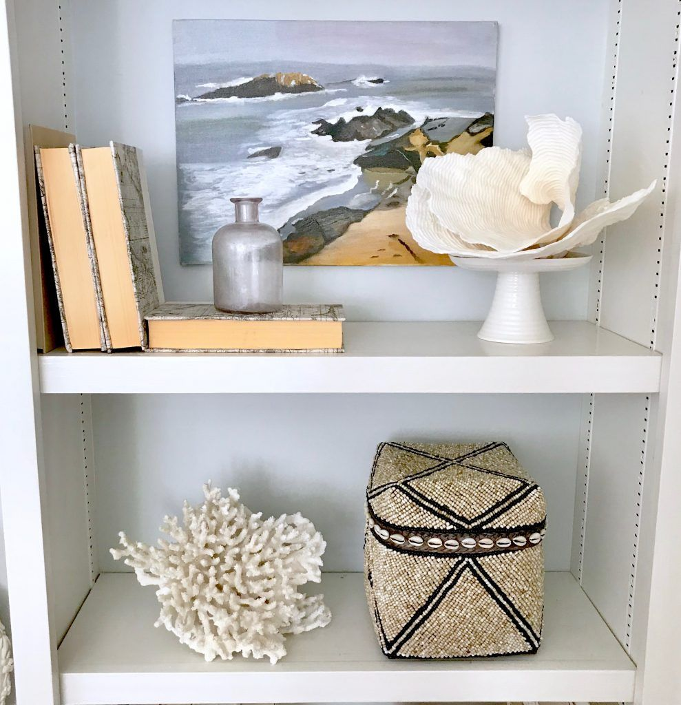Project Design: Easy Steps to Style Your Shelves - Classic Casual Home