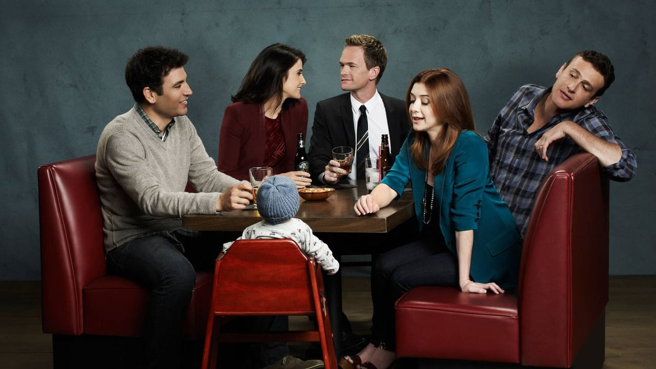 How i met your mother live wallpaper