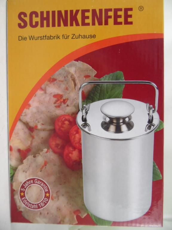 Garnek Szynkowar Ze Stali Nierdzewnej Schinkenfee 6067032511 Oficjalne Archiwum Allegro Cooker Food Popcorn Maker