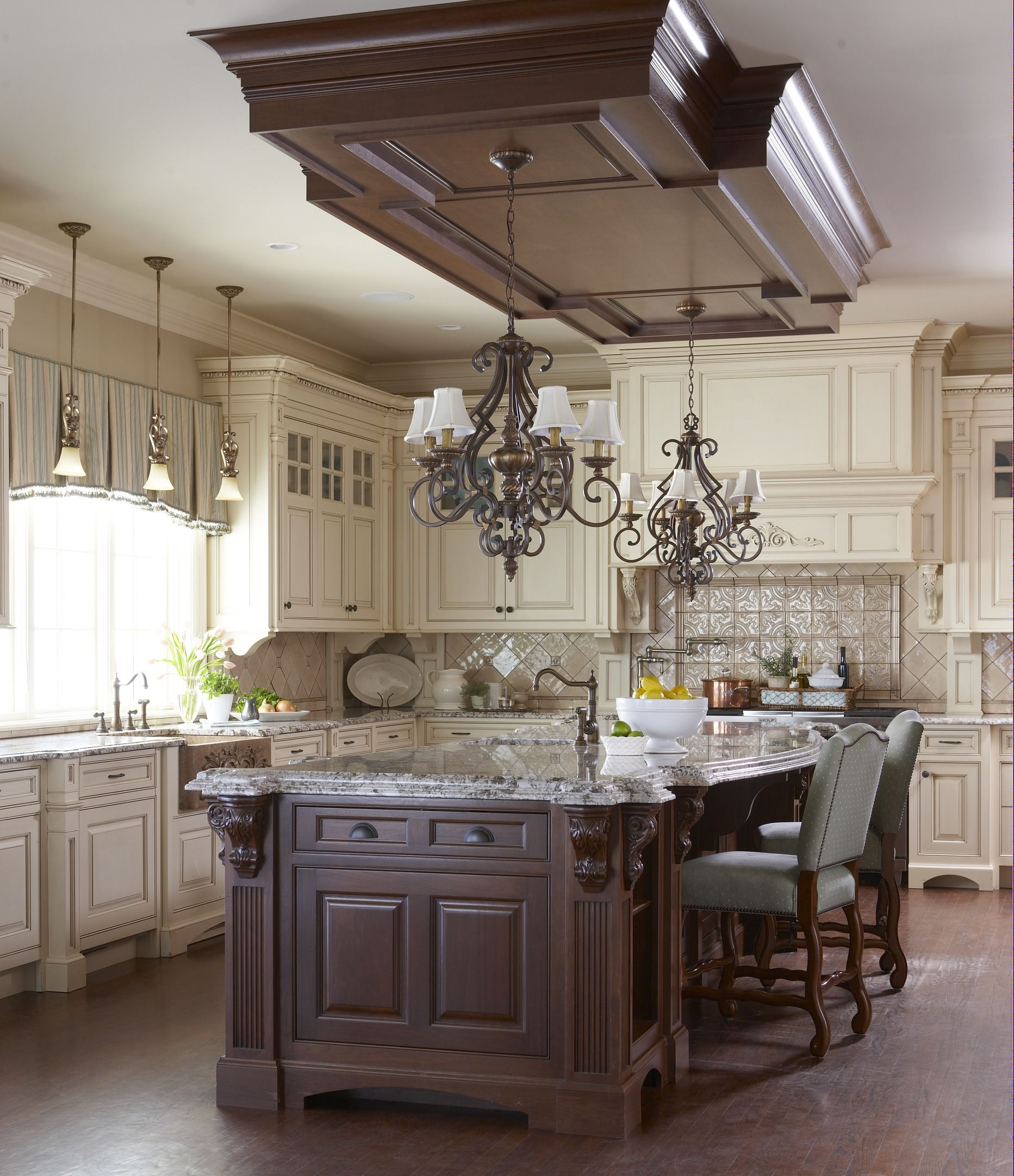 Traditionalhome Design Ideas: Inside This Issue: Dream Kitchens & Baths