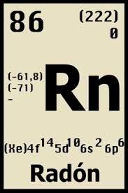 Resultado de imagen para el radon tabla periodica estrellas de resultado de imagen para el radon tabla periodica urtaz Choice Image