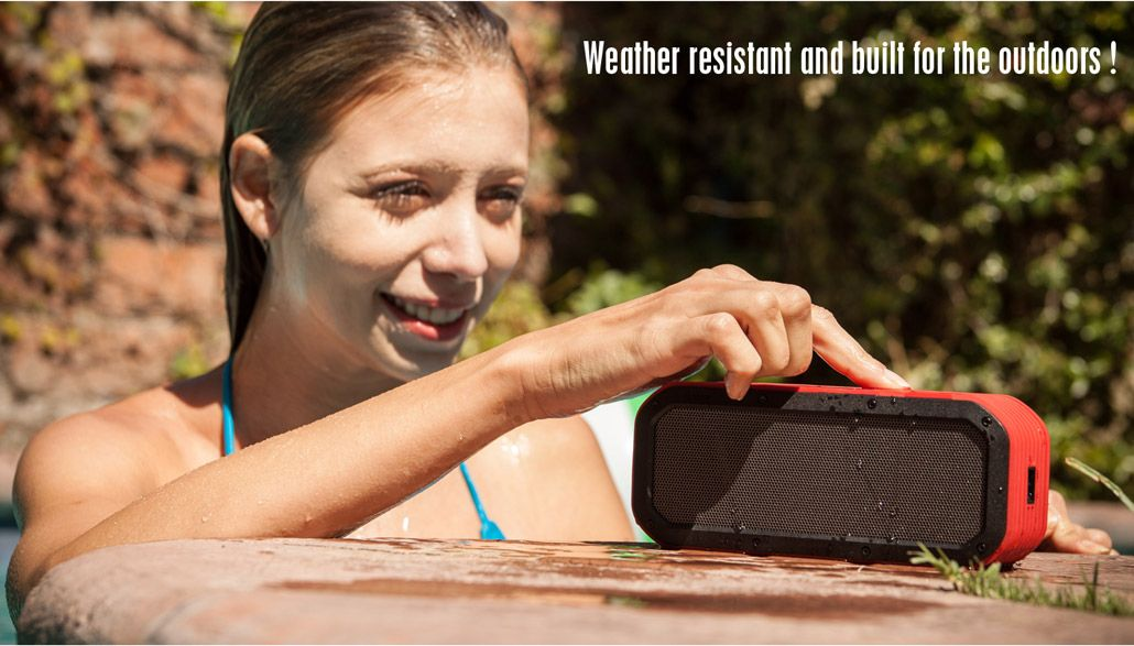 Divoom Voombox outdoor - Bluetooth speaker by One Stop Mobile (Nederland)