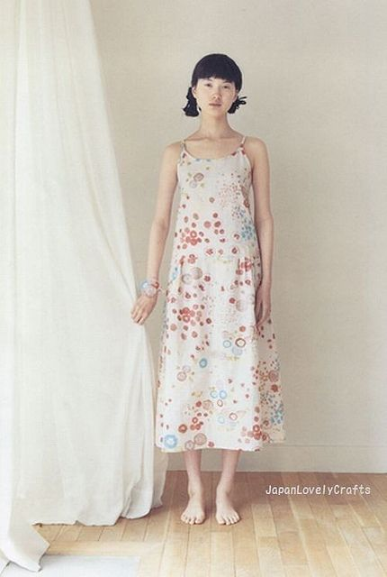 Nani Iro by Naomi Ito - Japanese Sewing Pattern Book for Women and ...