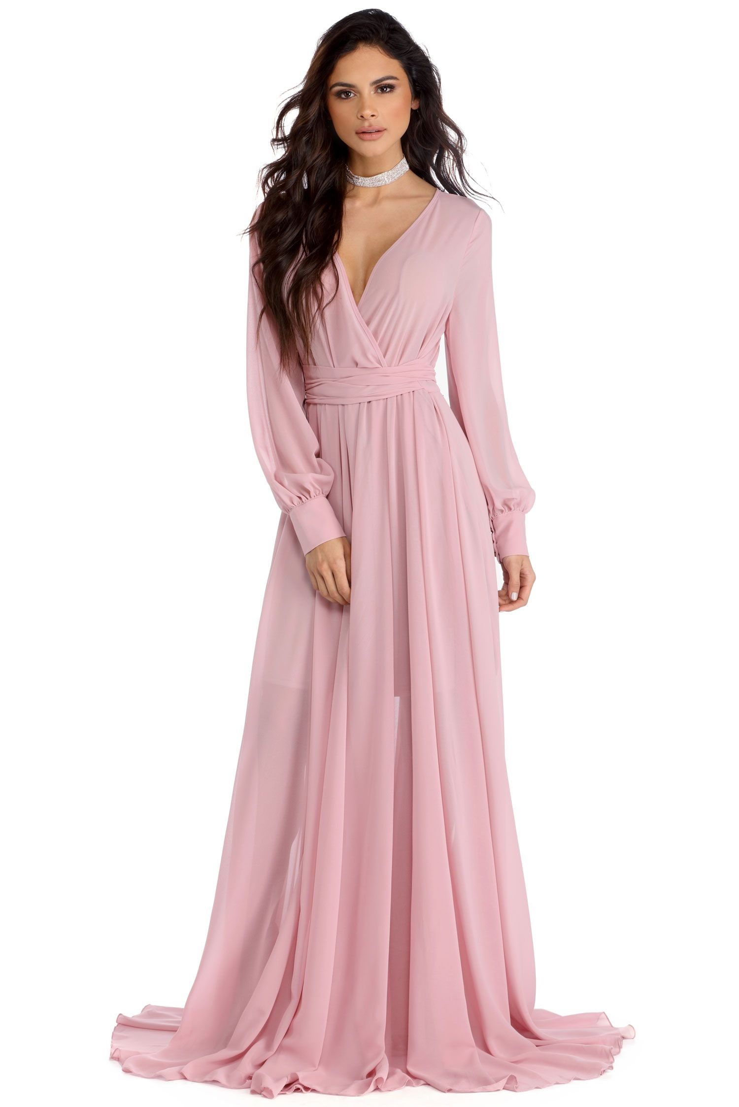 Charlotte Mauve Romance Dress | Wedding | Pinterest | Mauve ...