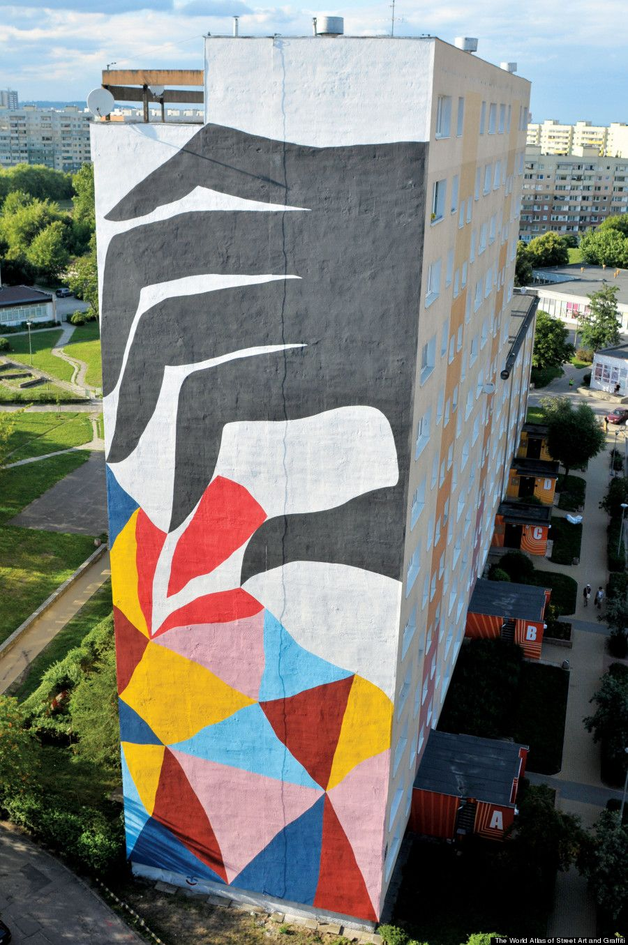15 Street Art Spots You Need To Visit Right Now Murals