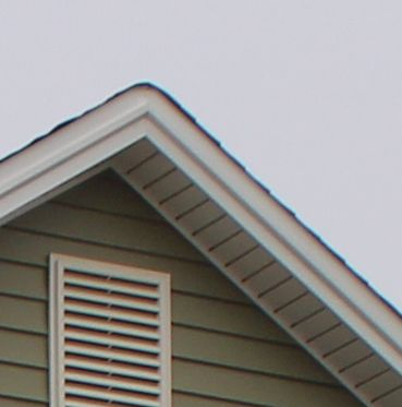 Vented Solid Hiddenvent Soffit Soffit Repair And Replace Roofing Outdoor Decor Gutter Guard