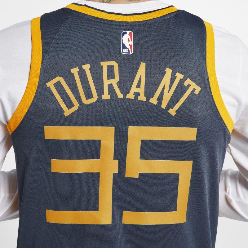 the best attitude 7b83c 9b400 Kevin Durant City Edition Swingman (Golden State Warriors ...