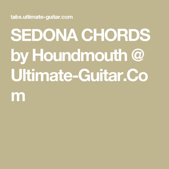 Sedona Chords By Houndmouth Ultimate Guitar Ukulele Geek