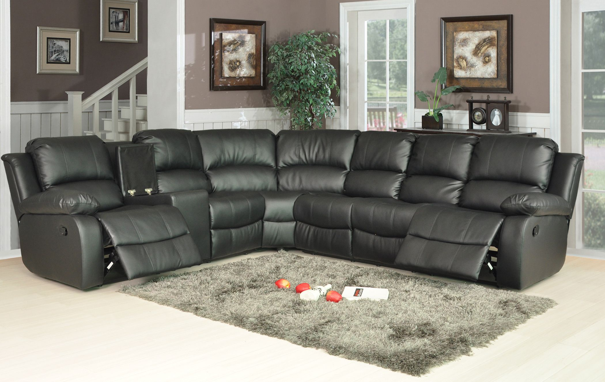 Five Reasons to Get a Leather Corner Sofa home decor