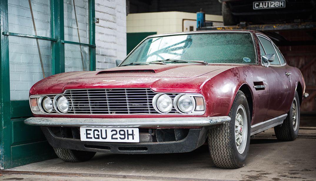 1970 DBS V8