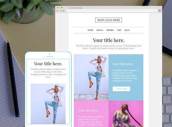 Mailchimp Template Email Template Email Newsletter Template