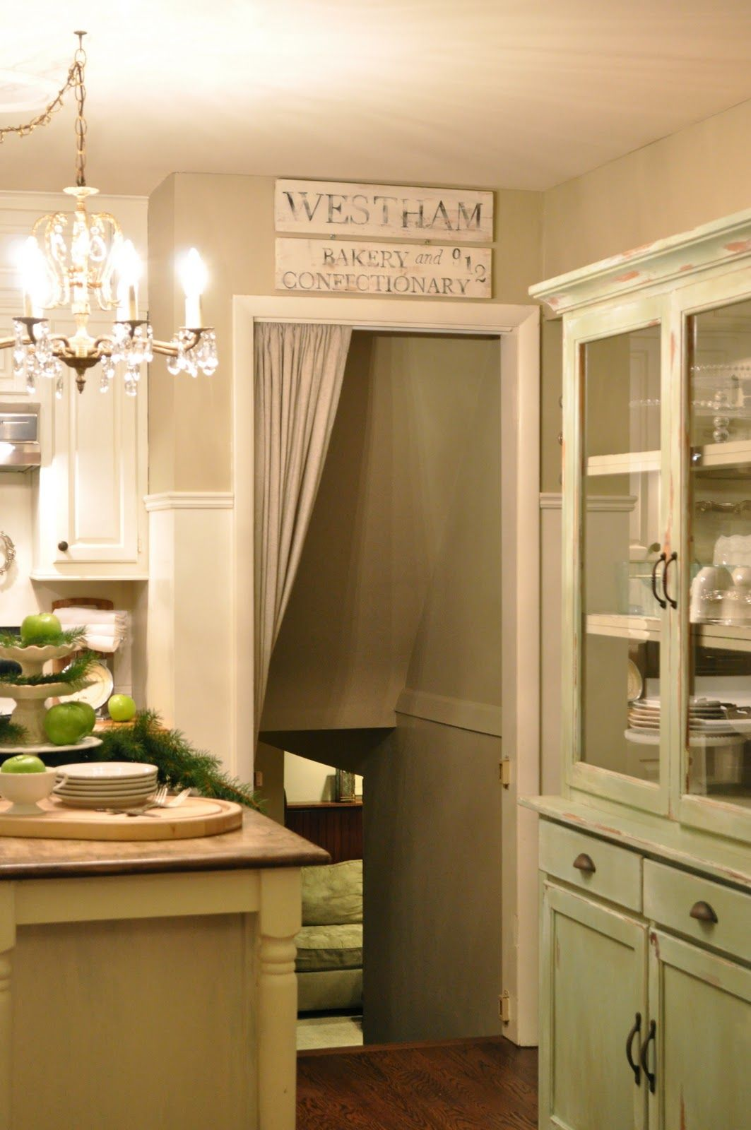Kitchen | Home Sweet Home | Pinterest | Kitchens, Doors and Paint walls