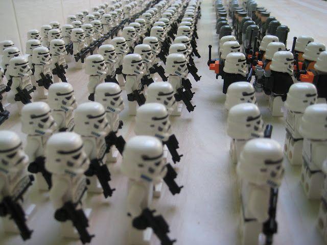 Stormtrooper Adventures - March.