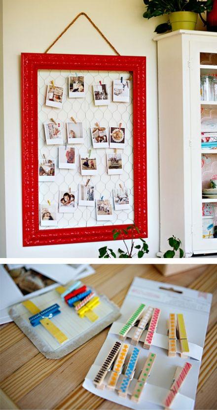 Marco para colgar fotos colgar fotos marcos y cuadros con fotos - Marcos de fotos para colgar ...