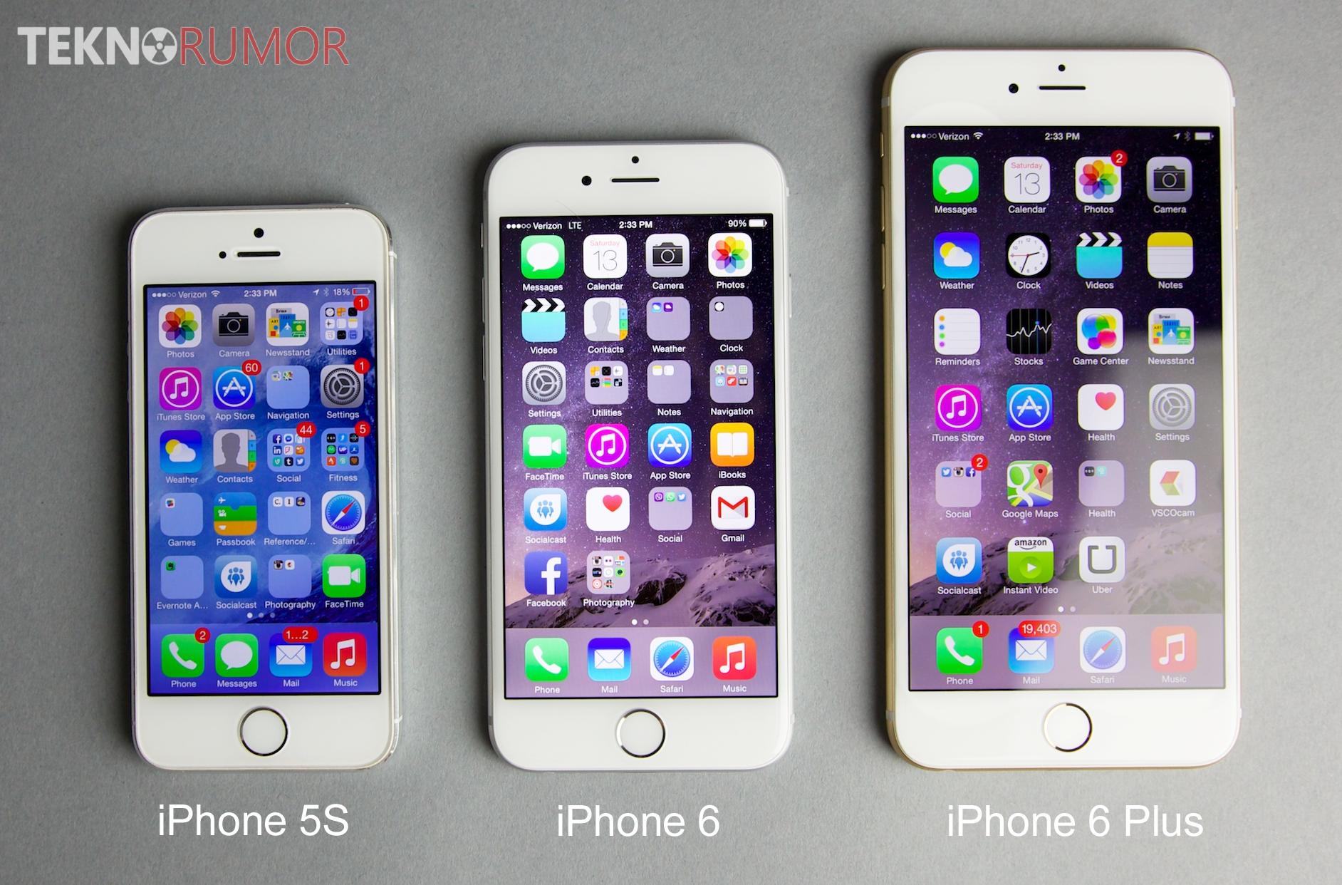 Harga dan Spesifikasi Apple iPhone 6   iPhone 6 Plus Terbaru ... b80add5079