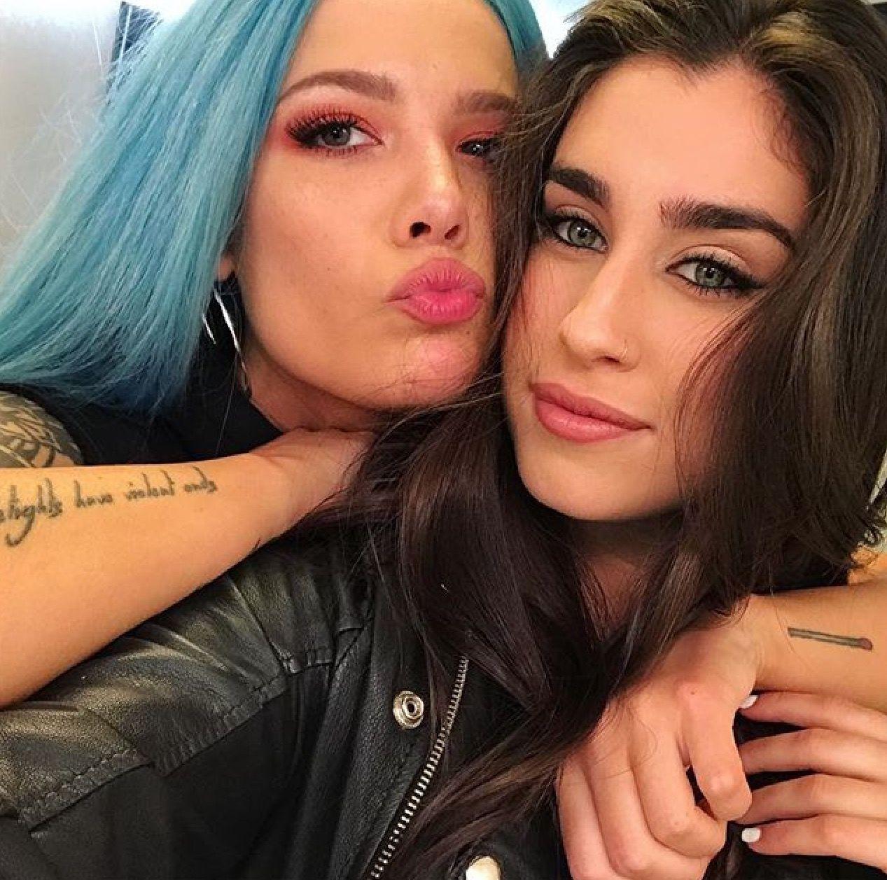 Er Camila og Lauren fra femte harmoni dating