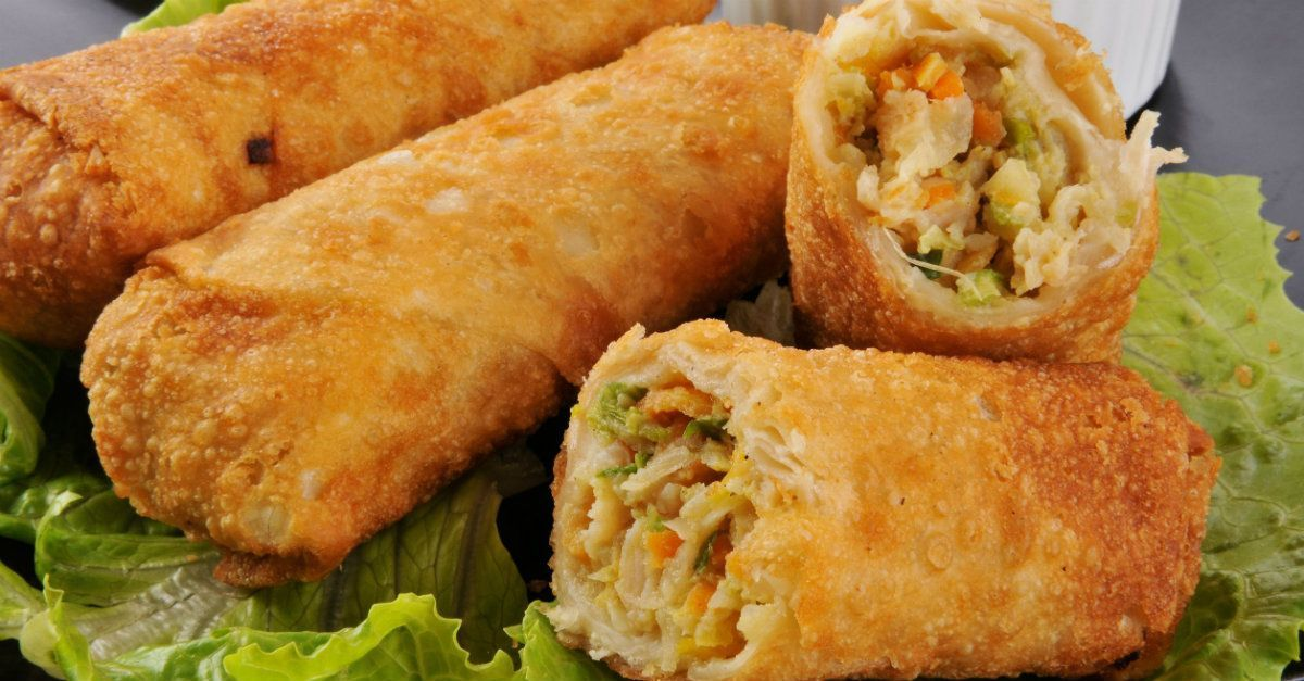 Not to brag but these are way better than take out pound cakes chicken egg rolls recipe on yummly forumfinder Choice Image