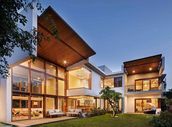 嫉妬するほど美しい世界の豪邸10選 家のデザイン 住宅建築