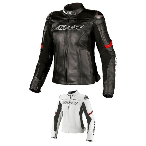 Dainese G. Racing Pelle Women's Leather Jacket