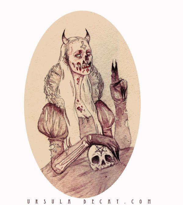 Ave Satanas by UrsulaDecay.deviantart.com on @deviantART ...