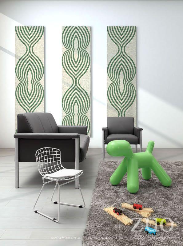 Zuo Modern Baton Armchair