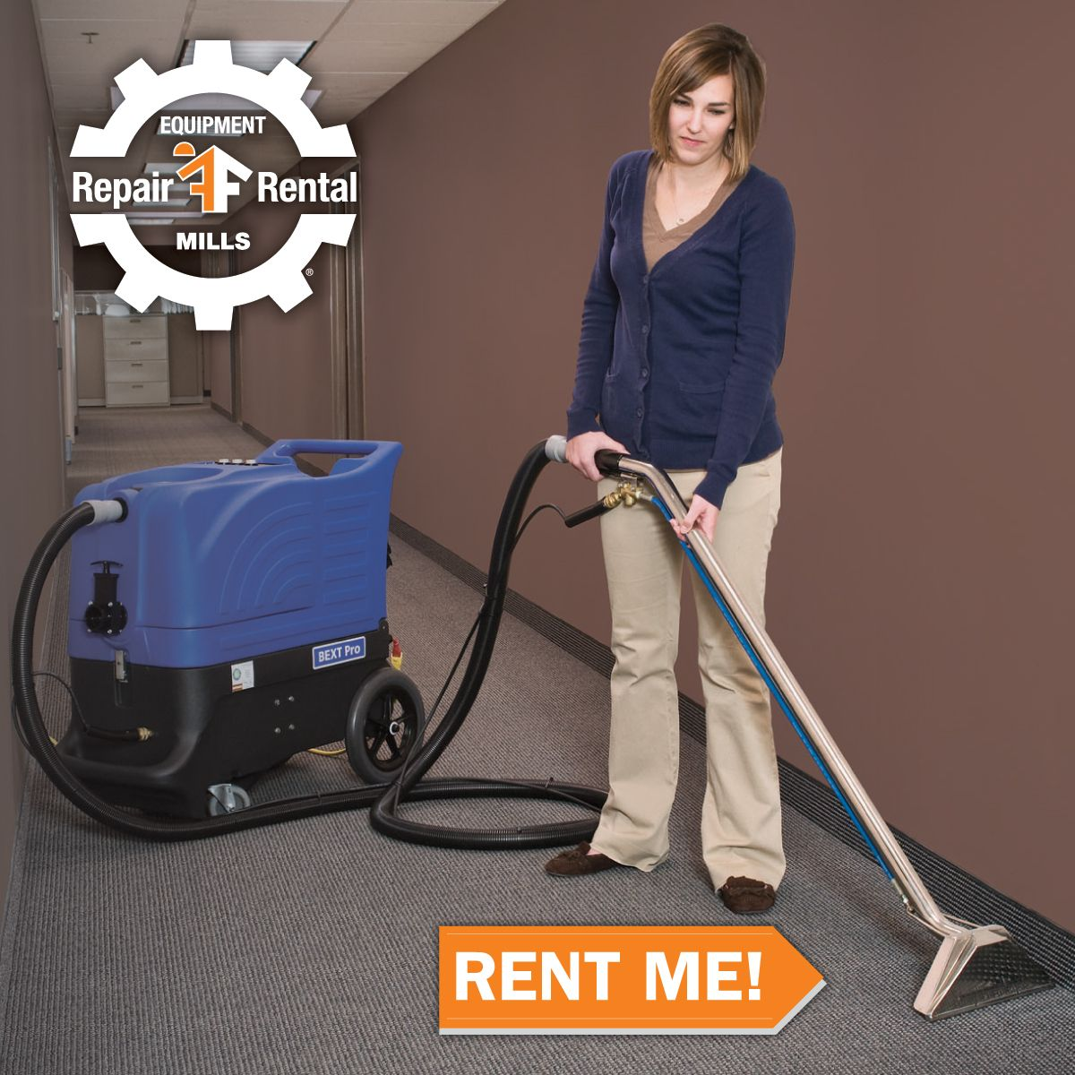 Get your carpet looking new again rent a carpet cleaner