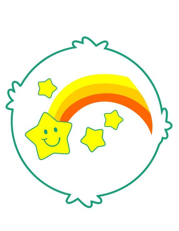 Care Bear Bäuche Kollektion 1-10 Bären - Png-Datei, Svg, pdf #carebearcostume