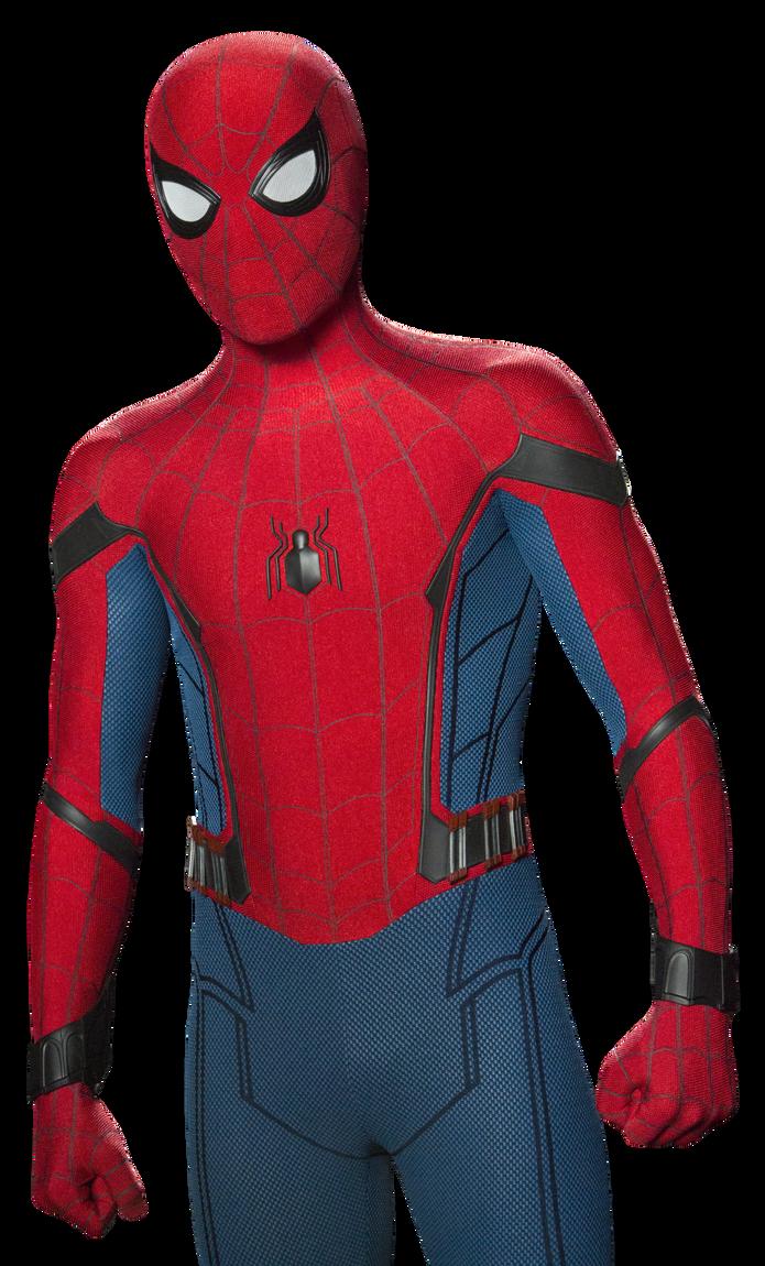 Spider Man Transparent By Asthonx1 Spiderman Homecoming Suit Spiderman Spiderman Suits
