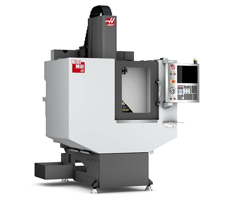 Haas CNC Machine Tools, CNC Mills And CNC Lathes