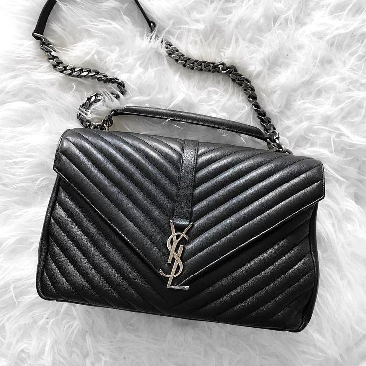Saint Laurent Sacs A Main Les Sacs Les Plus Importants Importants Laurent Ysl Handbags Saint Laurent College Bag Yves Saint Laurent Bags