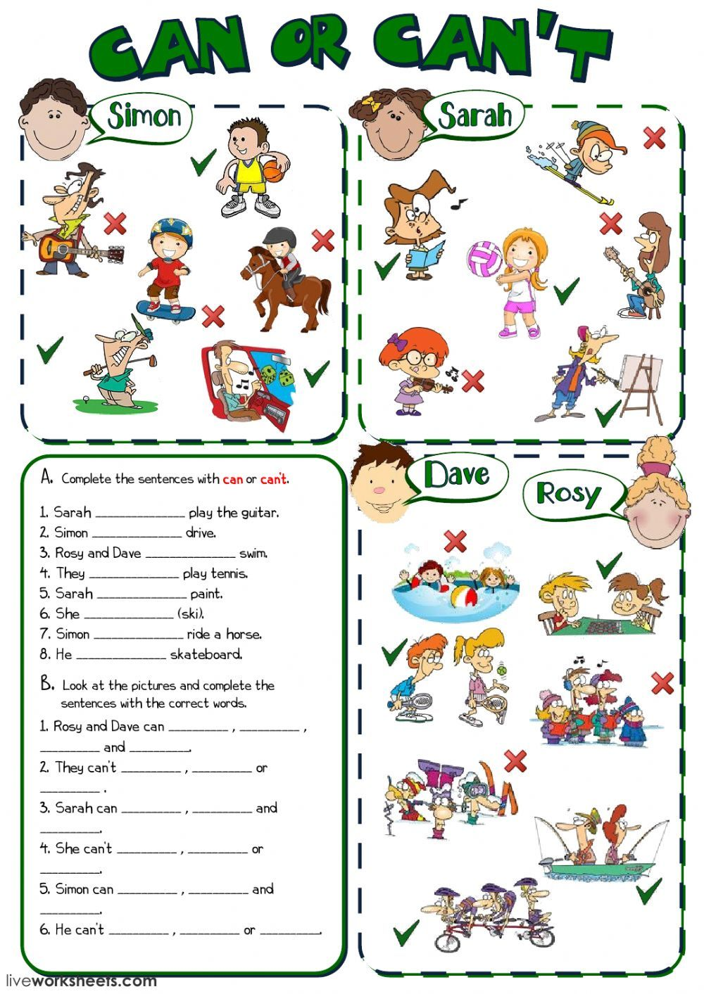 Modal Verbs Interactive And Downloadable Worksheet You Can Do The Exercises Online Or Do English Lessons For Kids English Lessons English As A Second Language [ 1413 x 1000 Pixel ]